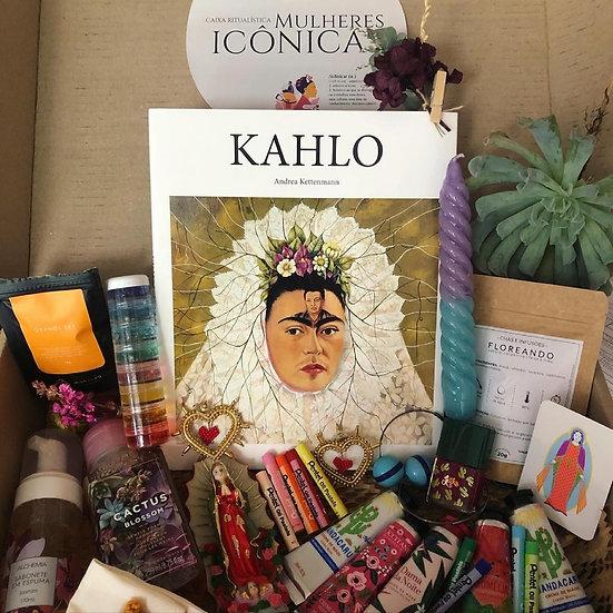 Frida Kahlo | Caixa Ritualística Mulheres Icônicas