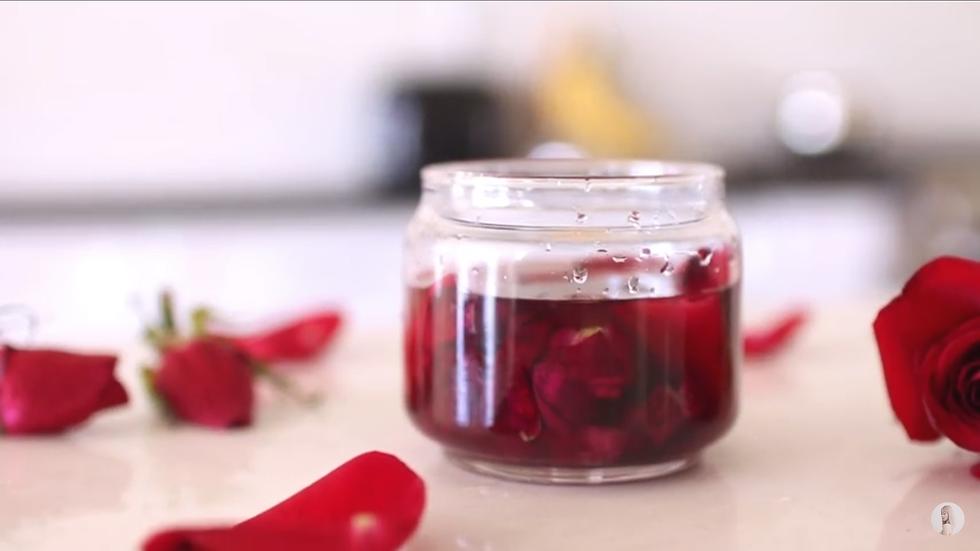 Água de Flowerberry Orgânica