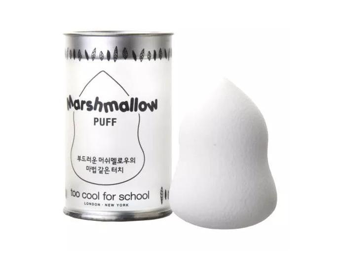 Esponja p/ maquiagem Too Cool For School Marshmallow