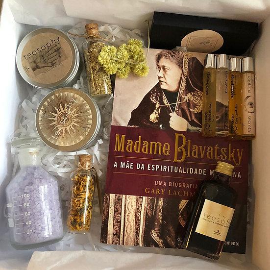 Madame Blavatsky | Caixa Ritualística Mulheres Icônicas