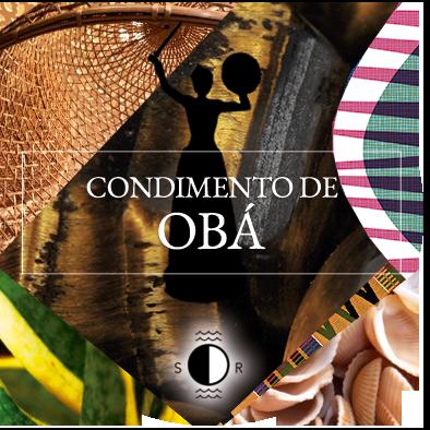 Condimento de Obá