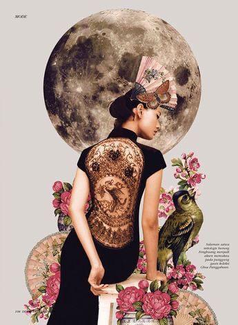 Caixa Arquetípica Amaterasu Omi Kami - Arquétipo da Beleza