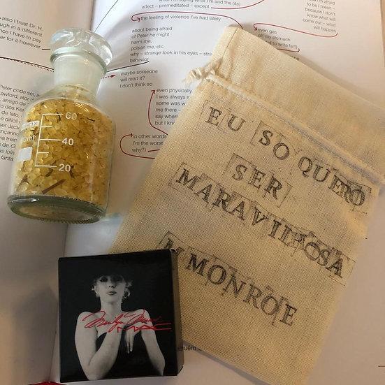Marilyn | Caixa Ritualística Mulheres Icônicas