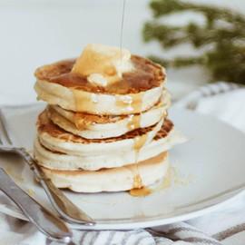 Baby Pancakes