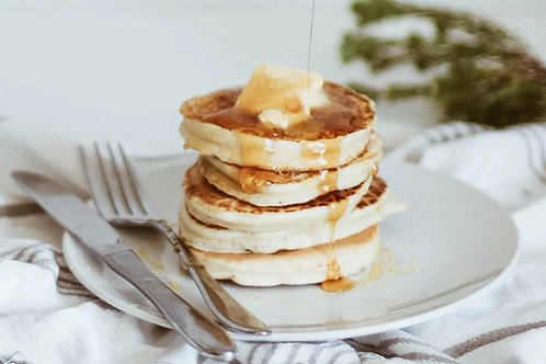 DIY Kit or Pre-Made - Cassava and Flax Paleo Banana Pancakes