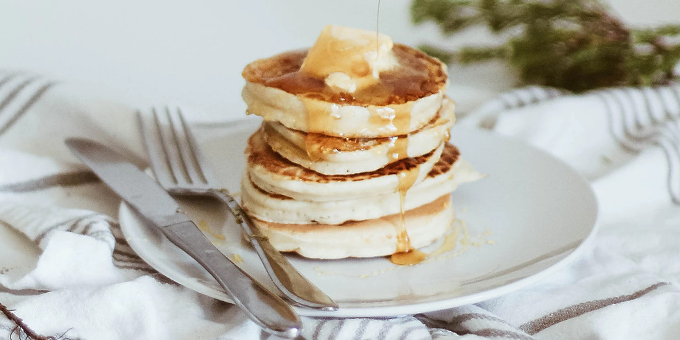 Pancakes & Pajamas - Christmas Party