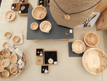 Exhibition Table Shot