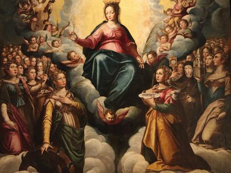 As falsas devoções à Virgem Santíssima