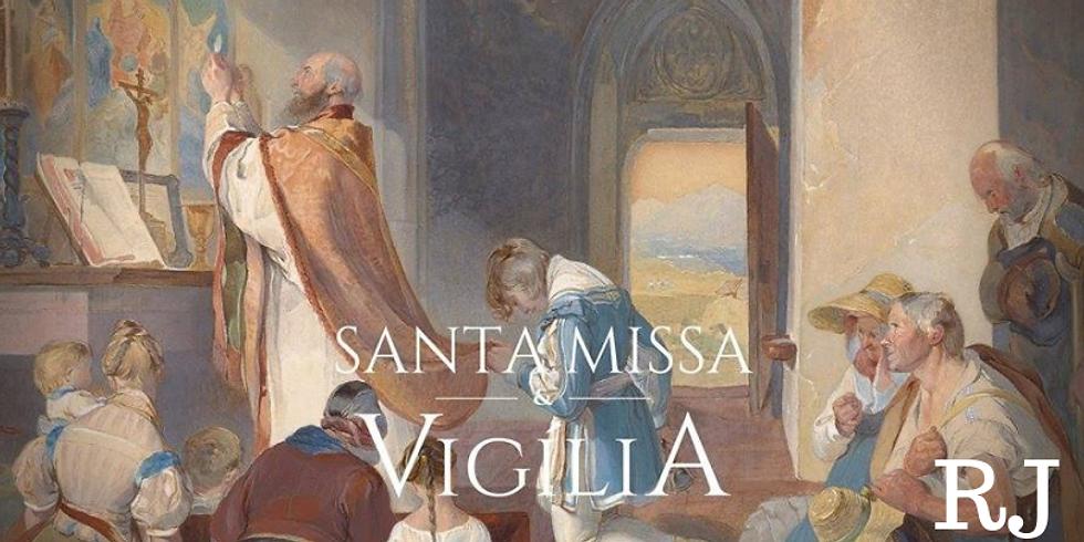 Santa Missa e Vigília | Famílias Novas - RJ