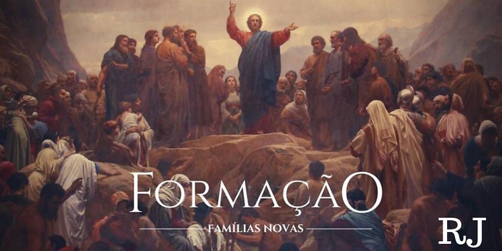 Formação Geral | Famílias Novas RJ