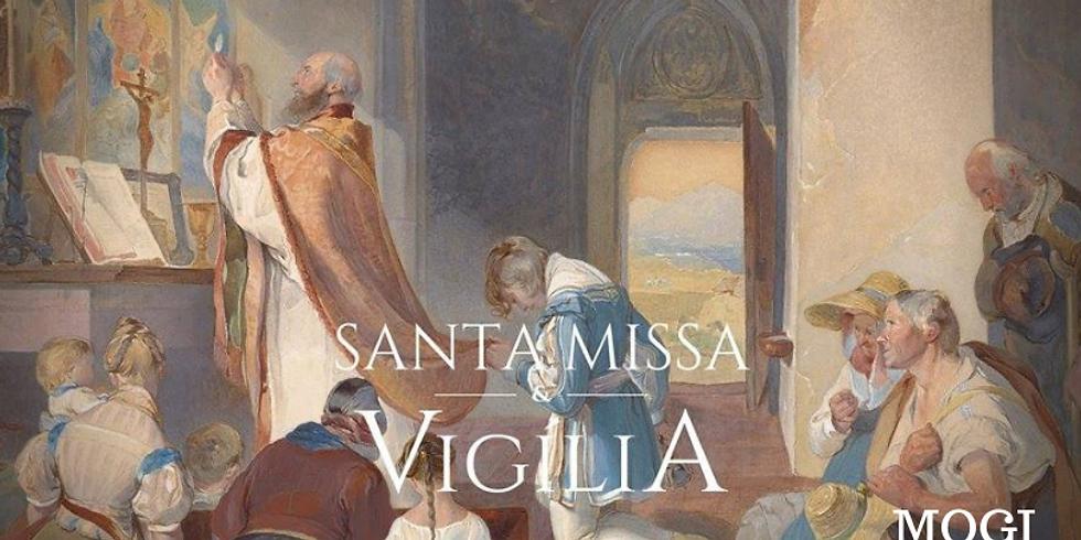 Santa Missa e Vigília | Famílias Novas - Mogi das Cruzes
