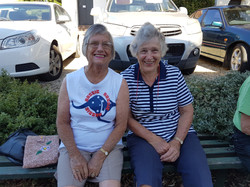 Gladys and Dawn Australia Day