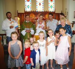 Baptism St. John's Nagambie