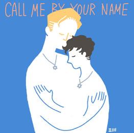 Call me by yor name