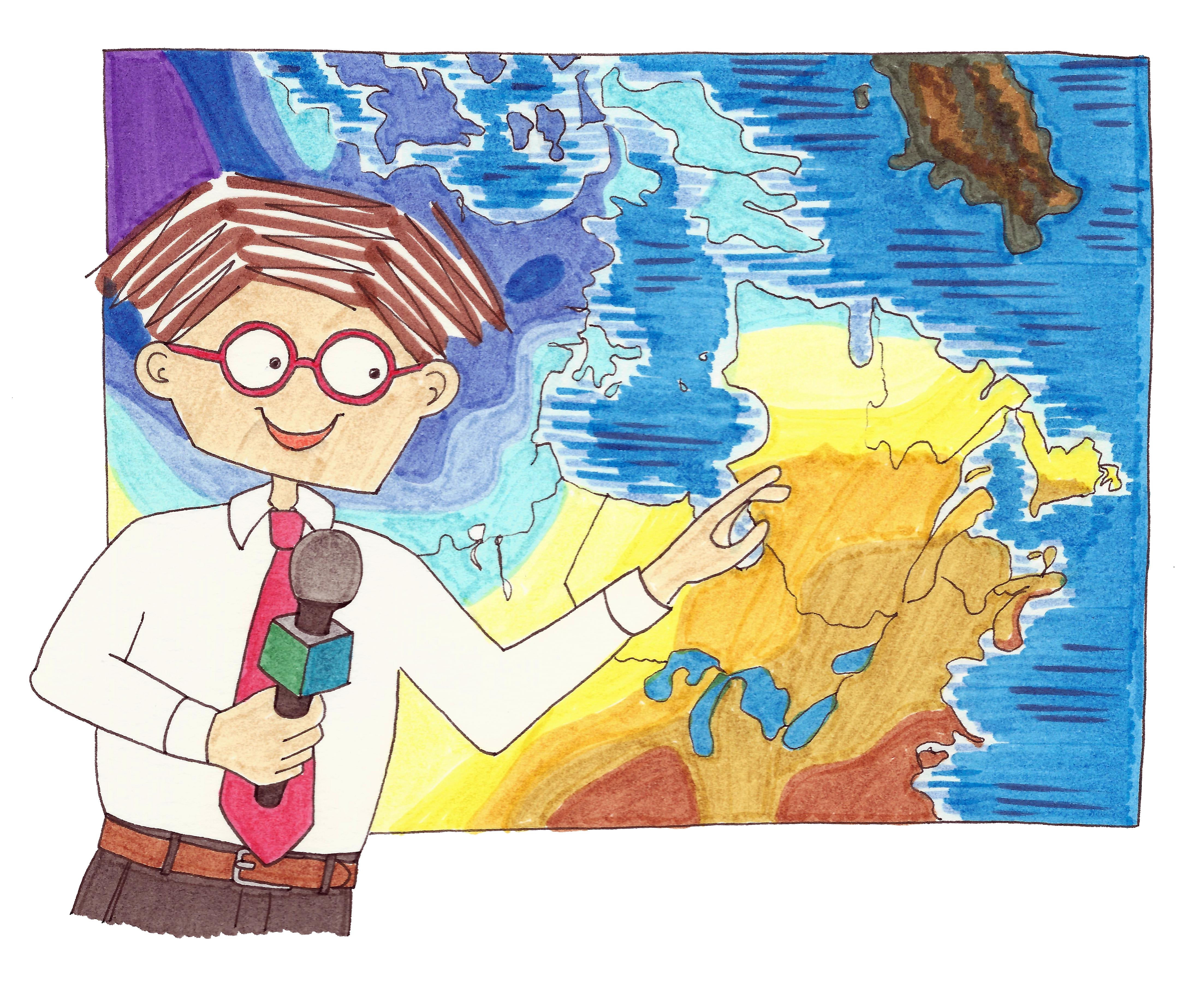 Albert le Curieux : les maths