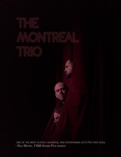 Affiche - Montreal Trio