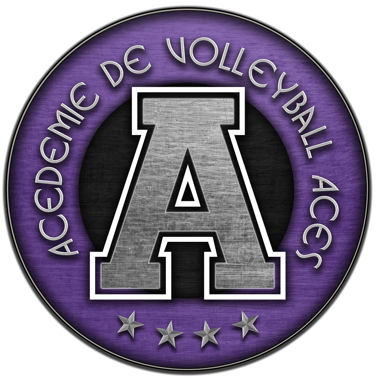 Logo - Aces Volleyball