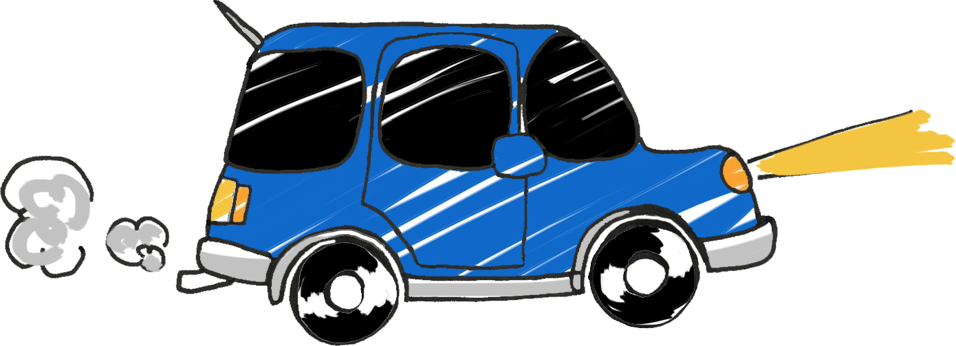 Illustration - auto