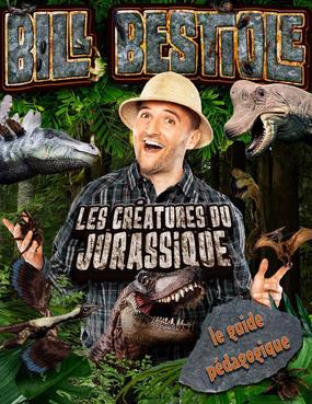 Bill Bestiole 2 - Les créatures du Jurassique