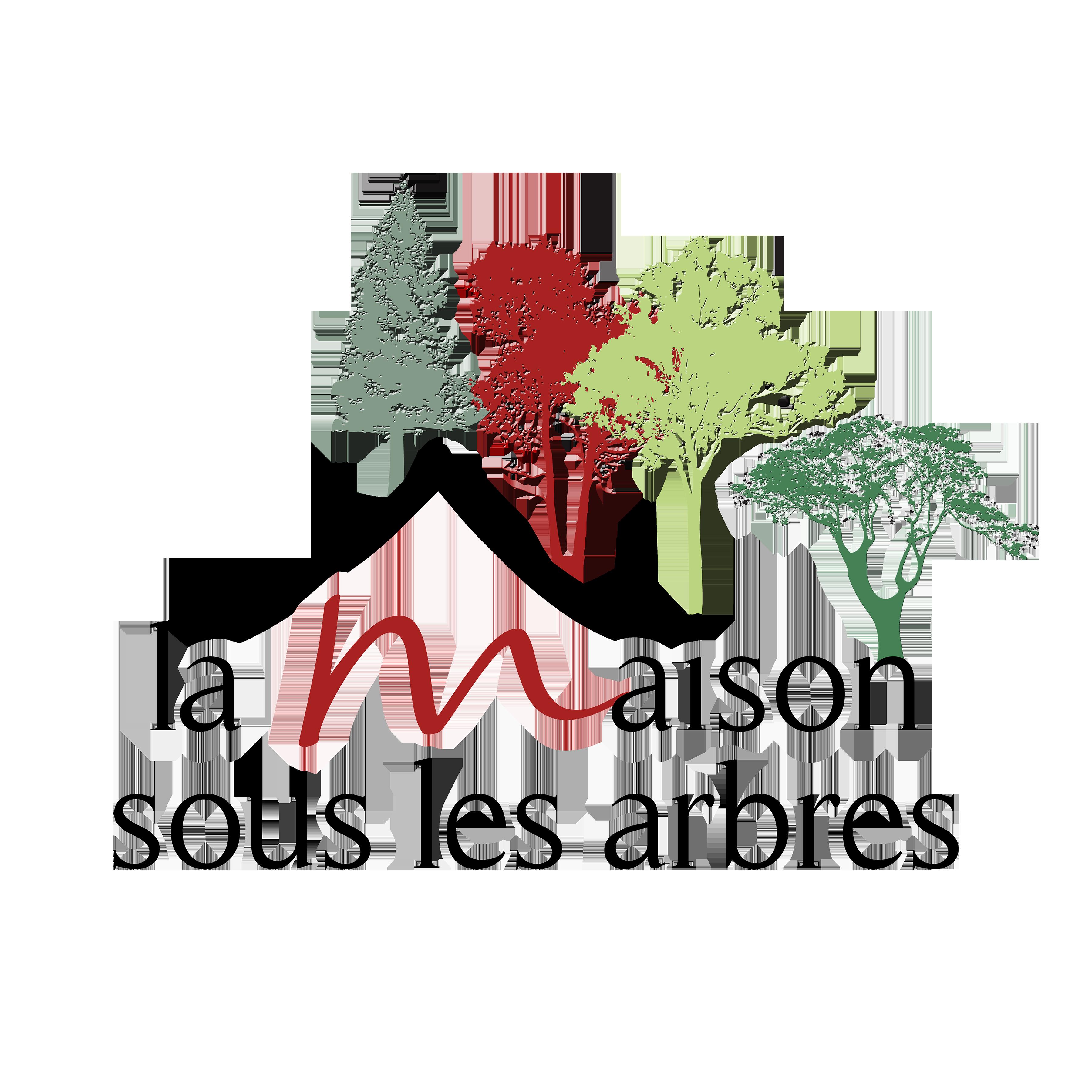 Logo - La maison sous les arbre