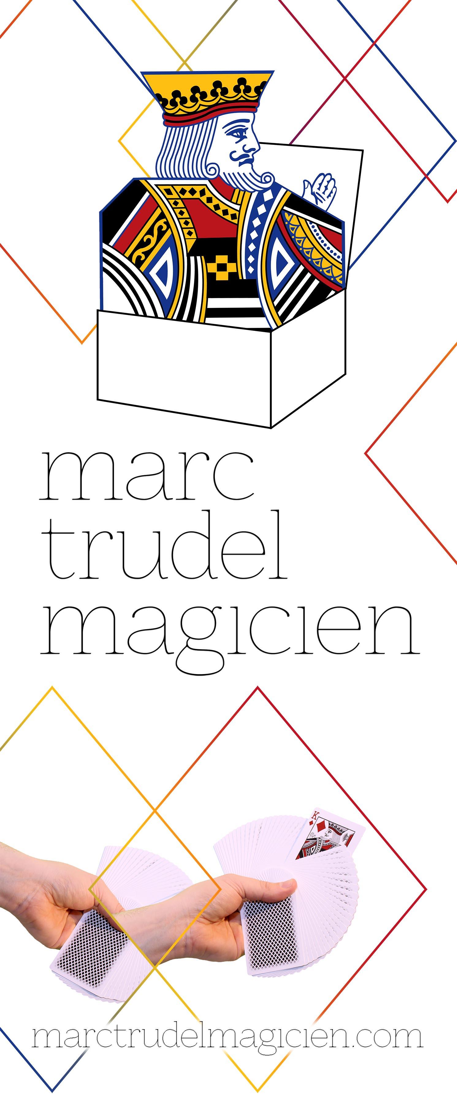 Marc Trudel Magicien