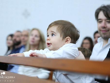 Fotógrafo de Batizado: Guilherme