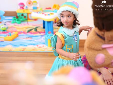 Fotógrafo de Festa Infantil: Olívia - 3 anos