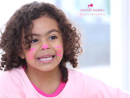 Fotógrafo de Festa Infantil: Luísa - 5 anos