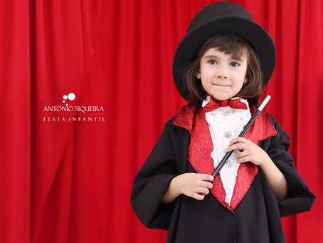 Fotógrafo de Festa Infantil: Raquel 6 anos