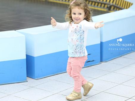 Fotógrafo de Festa Infantil: Helena - 3 anos