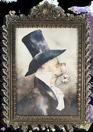 French Bulldog Pet Potrait