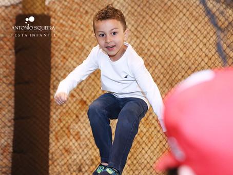 Fotógrafo de Festa Infantil: Gabriel - 6 anos