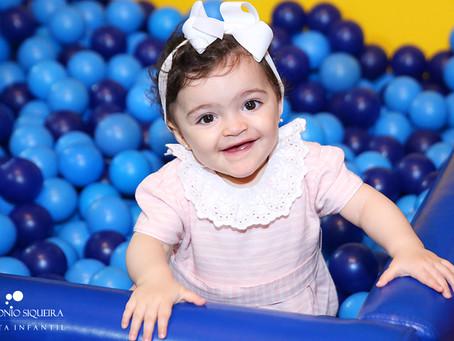 Fotógrafo de Festa Infantil: Maria Eduarda - 1 ano