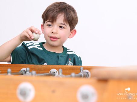 Fotógrafo de Festa Infantil: Gabriel - 5 anos