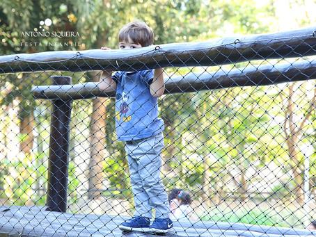 Fotógrafo de Festa Infantil: Gabriel 3 anos
