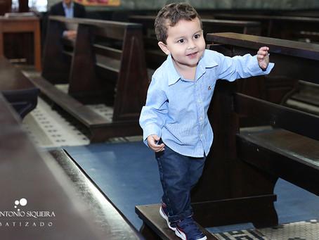 Fotógrafo de Batizado: Esa Gabriel