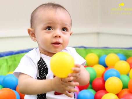 Fotógrafo de Festa Infantil: Leo - 1 ano
