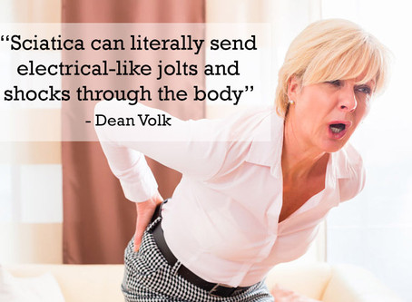 Sciatica – 5 Tips to Beat It!