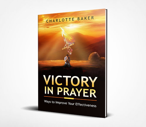 Victory In Prayer (Signed Copies Available)