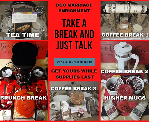 Coffee Break II - Let's Take A Break Collection