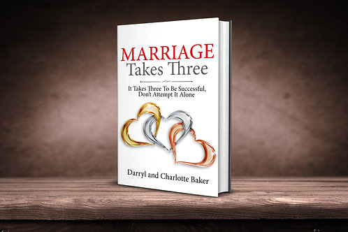 Marriage Takes Three (Signed copies)