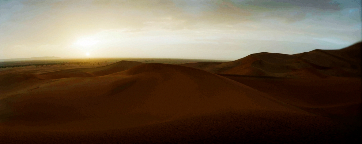 The Sahara, Morocco 1