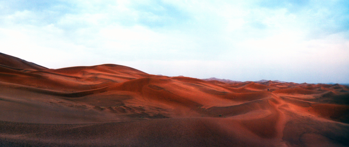 The Sahara, Morocco 3