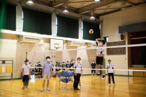 2020年 渋谷区中学生引退記念試合