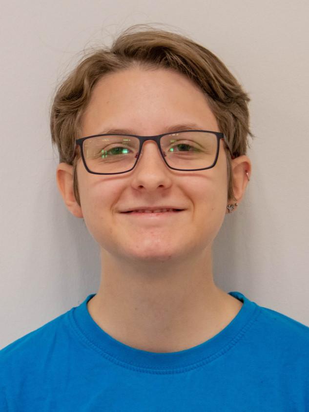 Alex Kondratiev- Programming SubTeam Member