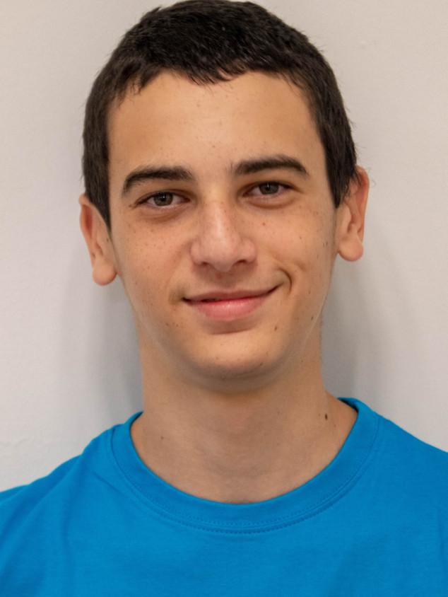 Barel Shalgor- Programming SubTeam Member