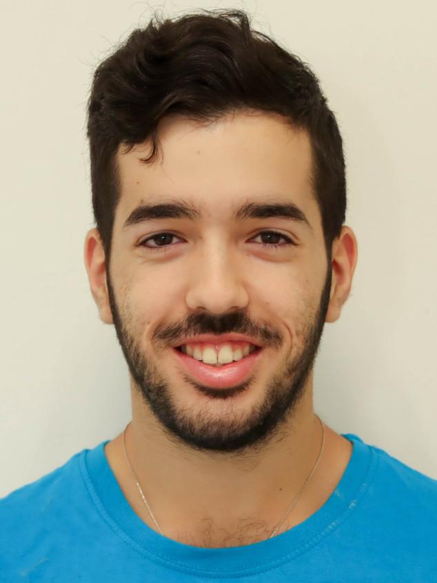 Noam Israel- Mechanics SubTeam Member