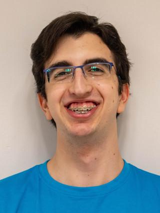 Lior Barkai- Programming SubTeam Member
