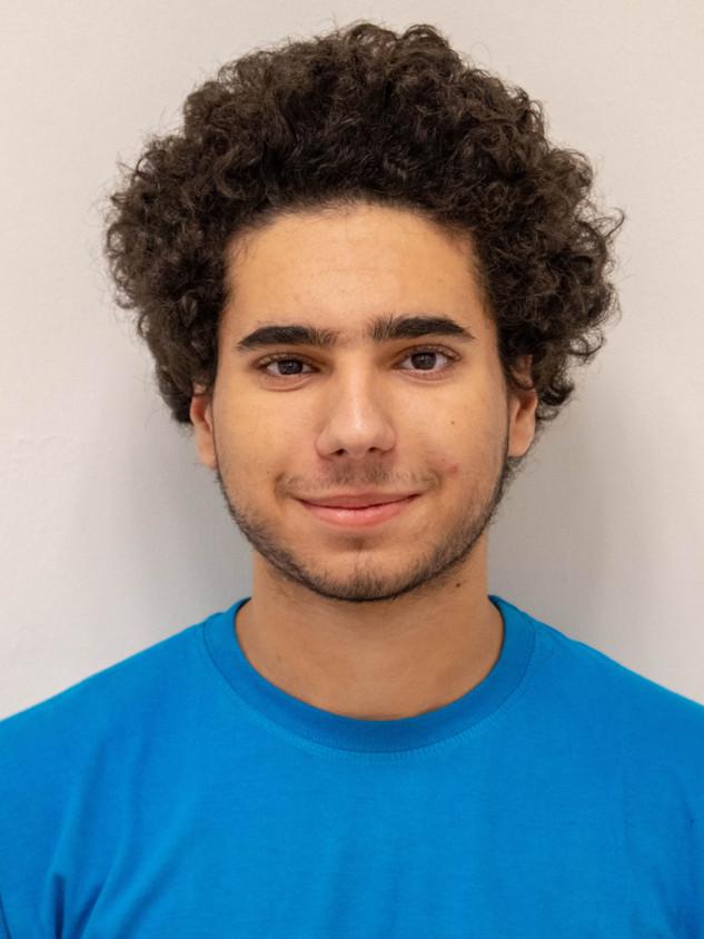 Orel David Aboukasis- Programming SubTeam Member