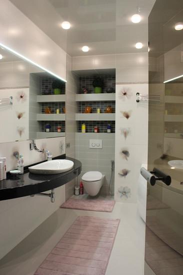 Ванная комната. Фото.